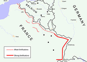 the maginot line  dunkirk 1940 the before the reality the