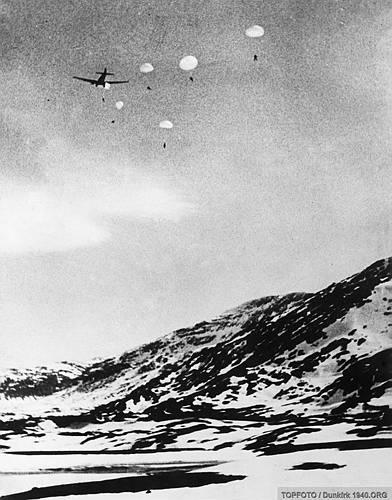 oscarsborg 9 april 1940
