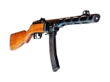 Russian PPSH 41 SMG