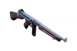 American War Economy Thompson SMG