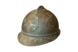 Belgian Adrian Helmet Infantry