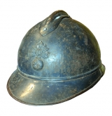 French Adrian Helmet Infantry