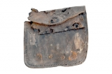 French Ammo Pouch Front (Relic)
