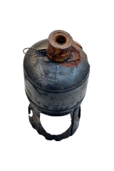 French Pneumatic Mortar Round