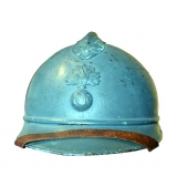 French Adrian Helmet Infantry (repainted)