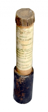 Austro-Hungarian Stick Grenade